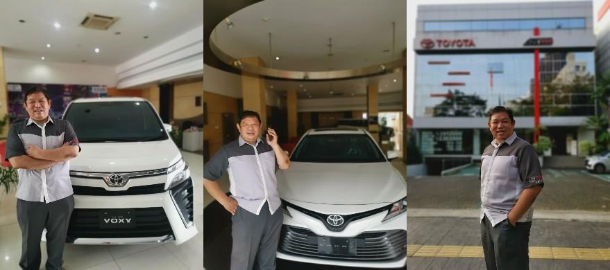 Dealer Toyota Jakarta Pusat
